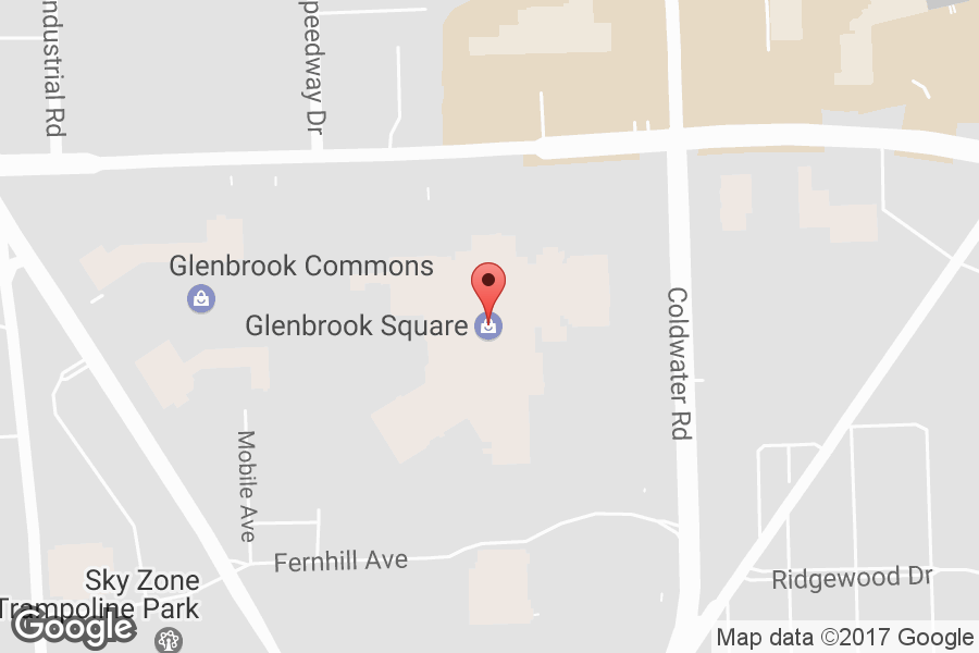 Map of Glenbrook Square - Click to view in Google Maps